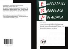 Bookcover of Conception et développement d'une extension mobile d'un ERP