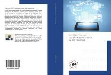 Bookcover of L'accord d'itinérance ou de roaming