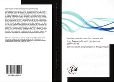 Bookcover of Les hyperaldostéronismes primaires
