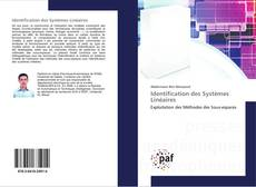 Обложка Identification des Systèmes Linéaires