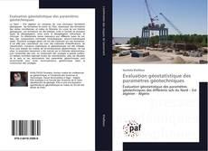 Bookcover of Evaluation géostatistique des paramètres géotechniques