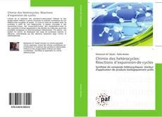 Bookcover of Chimie des hétérocycles: Réactions d'expansion de cycles
