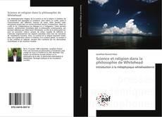 Обложка Science et religion dans la philosophie de Whitehead