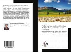 Portada del libro de Performances et Identification du Lait Ovin Selon la Source Protéique