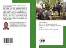 Bookcover of TIC et développement de l'élevage dans l'Est du Burkina Faso