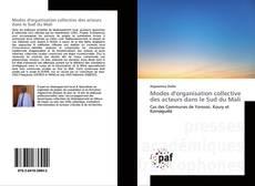 Обложка Modes d'organisation collective des acteurs dans le Sud du Mali