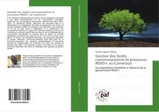 Copertina di Gestion des forêts communautaires et processus REDD+ au Cameroun