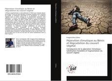 Portada del libro de Péjoration climatique au Bénin et dégradation du couvert végétal