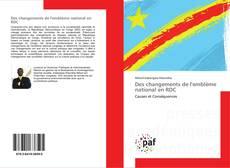 Copertina di Des changements de l'emblème national en RDC
