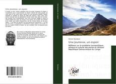 Bookcover of Une jeunesse, un espoir
