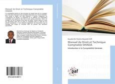 Couverture de Manuel de Droit et Technique Comptable OHADA