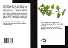 Bookcover of Valorisation du théier en Côte d'ivoire