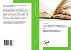 Bookcover of Impacts anthropiques sur les ressources en eau d'Abengourou (CI)