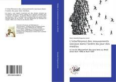 L'interférence des mouvements sociaux dans l'ordre du jour des médias的封面