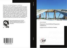 Espaces Invisibles//Espaces indéfinis kitap kapağı