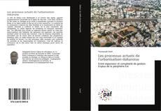 Capa do livro de Les processus actuels de l'urbanisation dakaroise
