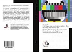 Politique de programmation des chaînes de télévision kitap kapağı