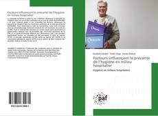Capa do livro de Facteurs influençant la précarité de l'hygiène en milieu hospitalier