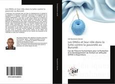 Bookcover of Les ONGs et leur rôle dans la lutte contre la pauvreté au Burundi