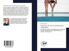 Buchcover von Sacrifice de soi et satisfaction conjugale