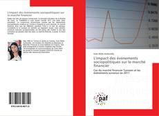 Bookcover of L'impact des événements sociopolitiques sur le marché financier