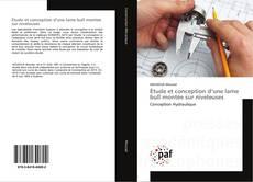 Bookcover of Étude et conception d'une lame bull montée sur niveleuses