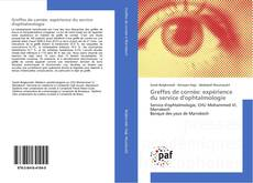 Borítókép a  Greffes de cornée: expérience du service d'ophtalmologie - hoz