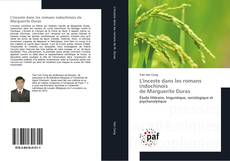 Bookcover of L'inceste dans les romans indochinois de Marguerite Duras