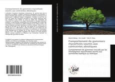 Portada del libro de Comportement de gommiers mycorhizés soumis aux contraintes abiotiques