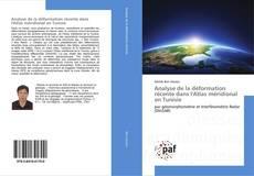 Buchcover von Analyse de la déformation récente dans l'Atlas méridional en Tunisie