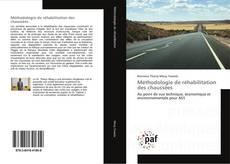 Обложка Méthodologie de réhabilitation des chaussées
