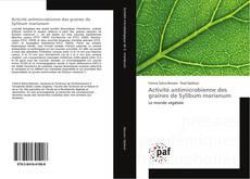 Portada del libro de Activité antimicrobienne des graines de Sylibum marianum