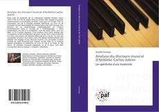 Bookcover of Analyse du discours musical d'Antônio Carlos Jobim