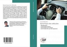 Bookcover of Dynamique des véhicules