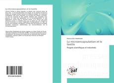 Bookcover of La microencapsulation et le textile