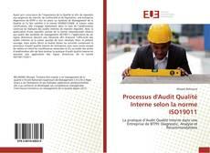 Couverture de Processus d'Audit Qualité Interne selon la norme ISO19011