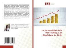 Couverture de La Soutenabilité de la Dette Publique en République du Bénin