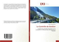 Обложка Le Contrôle de Gestion