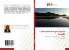 Capa do livro de La Publicité Congolaise en lingala