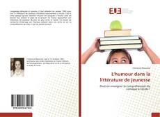Bookcover of L'humour dans la littérature de jeunesse
