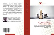Portada del libro de La France et l'ONU : influences en péril