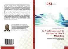 Couverture de La Problématique de la Pratique de l'Audit Marketing