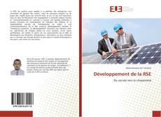 Copertina di Développement de la RSE