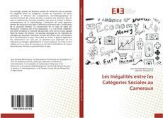 Portada del libro de Les Inégalités entre les Catégories Sociales au Cameroun