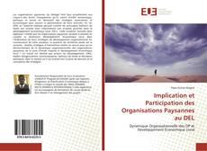 Portada del libro de Implication et Participation des Organisations Paysannes au DEL