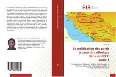 Bookcover of La politisation des partis à caractère ethnique dans les PECO Tome 1