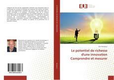 Buchcover von Le potentiel de richesse d'une innovation Comprendre et mesurer