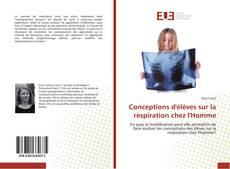 Buchcover von Conceptions d'élèves sur la respiration chez l'Homme