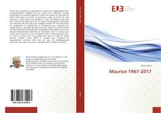 Bookcover of Maurice 1967-2017