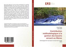 Capa do livro de Contribution méthodologique à la gestion des bassins versant au Maroc
